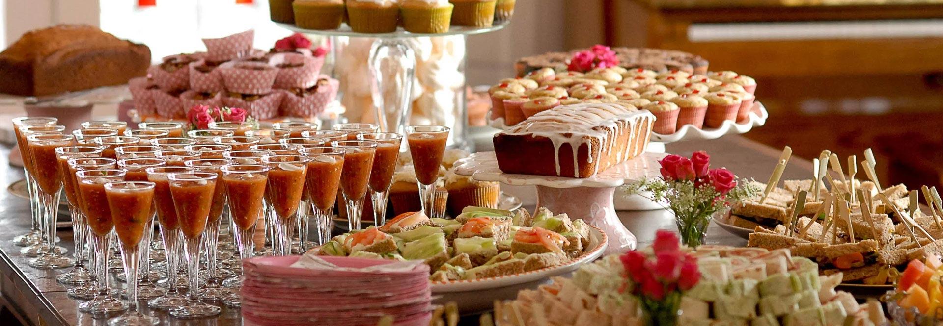 eten in luxe vakantiehuis, Eifel, Nederland